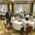 Проведение внутрикорпоративных конференций  и цикловых совещаний